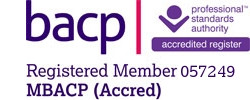 BACP professional membership for Anna Jezuita